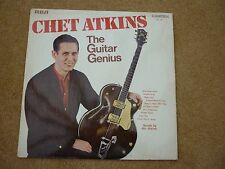 CHET ATKINS-The Guitar Genius-Vinyl LP