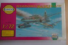 MAQUETA AVION MESSERSCHMITT Me 262 B-1a/U1 1/72 OFERTA 4 x 3