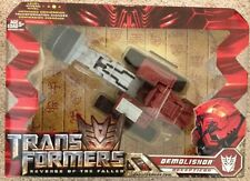 Transformers ROTF Voyager Class : DEMOLISHER constructicons