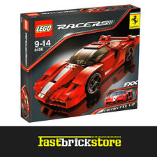 NEW LEGO 8156 RACERS Ferrari FXX 1:17 Extremely Rare, Collectible LEGO set! enzo