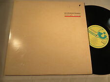 "THE UNDERTONES ""POSITIVE TOUCH"" 1981 HARVEST ST 12159 NM"