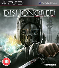 Dishonored Ps3 * En Excelente Estado *