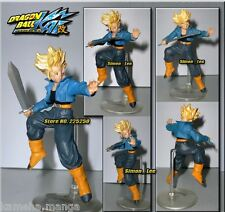 Dragon Ball Z DBZ KAI Figurine Figure Gashapon Hg + plus TRUNKS