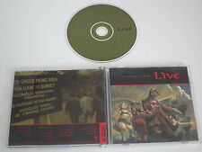 LIVE/THROWING COPPER(RADIOACTIVE RARD 10997) CD ALBUM