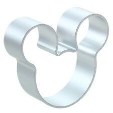 Mickey Mouse Shape Baking Pastry Biscuit Cookie Mold Cutter Metal StainlessSteel