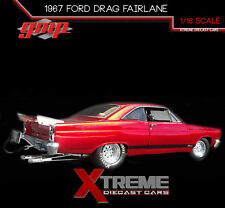 GMP 18813 1:18 1967 FORD DRAG FAIRLANE 1320 KINGS PRO-STREET