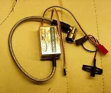 Zündung komplett für Einzylinder mit CM6 Kerze wie 3W DLE DLA Moki RCGF DA uvm