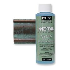Modern Masters PA901 Metal Effects GREEN PATINA AGING SOLUTION 4oz