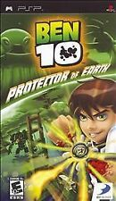Ben 10 Protector of Earth UMD PSP GAME SONY PLAYSTATION PORTABLE