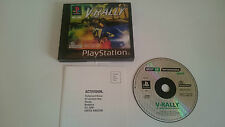 JUEGO  V-RALLY 97 CHAMPIONSHIP EDITION PLAYSTATION 1 PS1 PSX.PAL UK.