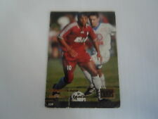 Carte Panini - Officiel Football 1997 - N°118 - Magalhaes Da Silva Isaias - Metz