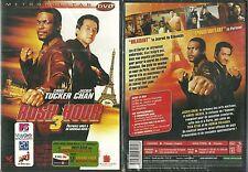 DVD - RUSH HOUR 3 avec JACKIE CHAN, CHRIS TUCKER ( NEUF EMBALLE - NEW & SEALED )