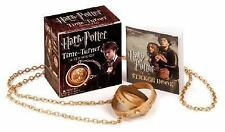 Harry Potter Time Turner Necklace Metal Chain Replica Kit by Running Press