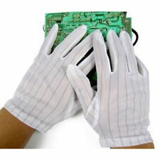 Anti-static Antiskid ESD Computer Electronics Working Network Testing Gloves AUJ