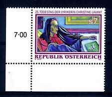 AUSTRIA - 1998 -25° anniversario della morte di Chistine Lavant, poetessa. E4475
