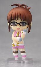 The Idolmaster 2 Stage 01 / Ritsuko Akizuki Secret / Nendoroid Petite PVC Figure
