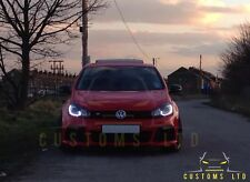 Golf GTD R20 Headlights LED DRL Bi Xenon Headlights GTI TSI MK6 2009+ UK