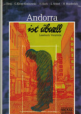 Klemt-Kozinowski ua, Andorra ist überall, Lesebuch Vorurteile ua Rassismus, 1990