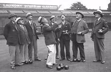 Postcard Nostalgia North & South London Mayors Bowls Competition Repro Card