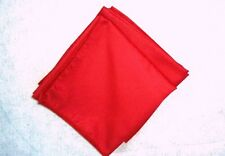 "Dance Scarf, Ladies, 24"" x 24"",  Scarlet"