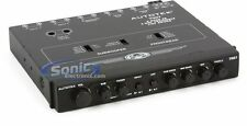 Autotek 7007 Equalizer/crossover Autotek 1/2 Din 4 Band;2-way