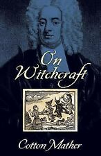 On Witchcraft Dover Occult)