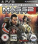DISC ONLY / Mass Effect 2 (Sony PlayStation 3, 2011) #D15