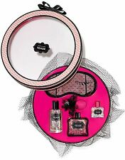 VICTORIA SECRET NOIR TEASE EAU DE PARFUM SPRAY, PILLOW SPRAY, EYE MASK GIFT SET