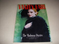 VANITY FAIR Magazine, November, 1996, MADONNA, CHARLES HOFF'S BOXING PHOTOS!