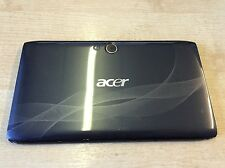 Acer Iconia A100 Back Cover Panel Plastic Grey AP0IQ000900