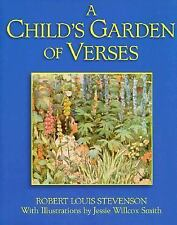 A Child's Garden of Verses : A Collection of Scriptures, Prayers and Poems by Ro