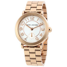 Marc Jacobs Riley White Dial Ladies Watch MJ3471