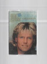 Blue System - Dieter Bohlen - Obsession - Kassette - MC