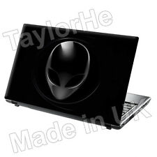 "Da 15,6 ""Laptop SKIN Cover Adesivo Decalcomania Alieno HEAD 89"