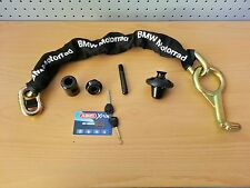 BMW KIT Scooter Lock, Catena Per Scooter C 600 sport e C 650 GT Cod. 77258527047