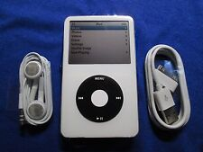 Apple iPod classic 5th Generation Customized (30GB) Refurbished With Bundle
