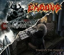 EXODUS - TEMPO OF THE DAMNED / SHOVEL HEADED KILL MACHINE C  2 CD NEU