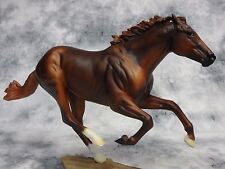 Breyer * Smarty Jones * 586 Racehorse Race Racing Legend Traditional Model Horse