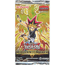 Yu-Gi-Oh Cards - Milennium Pack - Booster Pack (5 Cards) - New Factory Sealed