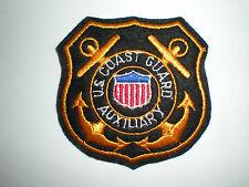 US COAST GUARD AUXILIARY PATCH