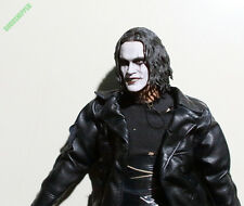 HOT TOYS OFFICAL 1994 THE CROW ERIC DRAVEN BRANDON LEE 1/6 NEW MISB AUTHENTIC