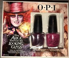 OPI Nail Polish Disney Alice Through The Looking Glass Set Mad For Color