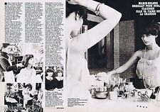 COUPURE DE PRESSE CLIPPING 1978 MARIE-HELENE BREILLAT (2 pages)