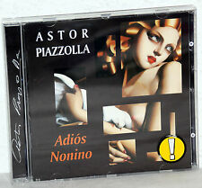 CD ASTOR PIAZOLLA - Adios Nonino