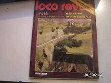 **c Loco revue n°418 Une 2D2 Jouef revue et corrigée / La 232 U-1 Nord Jouef HO