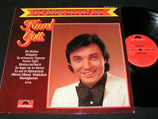 KAREL GOTT Starportrait / 70s German LP CLUB-SONDERAUFLAGE POLYDOR 652636