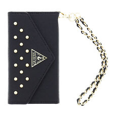 Guess Studded Clutch Cover for Appel iPhone 6 (S) - Studded Black Original