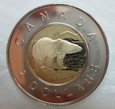 2000W CANADA TOONIE PROOF-LIKE TWO DOLLAR COIN - A