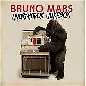 BRUNO MARS - UNORTHODOX JUKEBOX - CD ALBUM - LOCKED OUT OF HEAVEN +