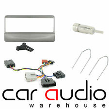 Ford Escort Upto 2004 Car Stereo S/Din Fascia & Steering Wheel Interface CTKFD27